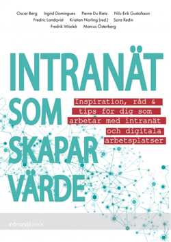 Ny svensk intranätbok: Intranät som skapar värde